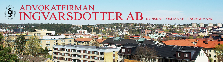 Advokatfirman Ingvarsdotter Södertälje – Eskilstuna